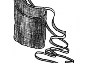 Ilustrácia - Kapsár – zberné vrecko